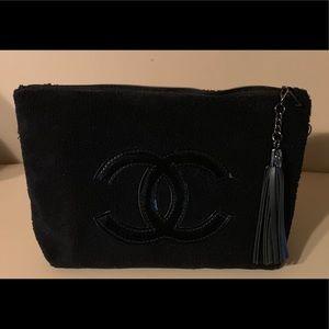 Chanel vip cosmetic case